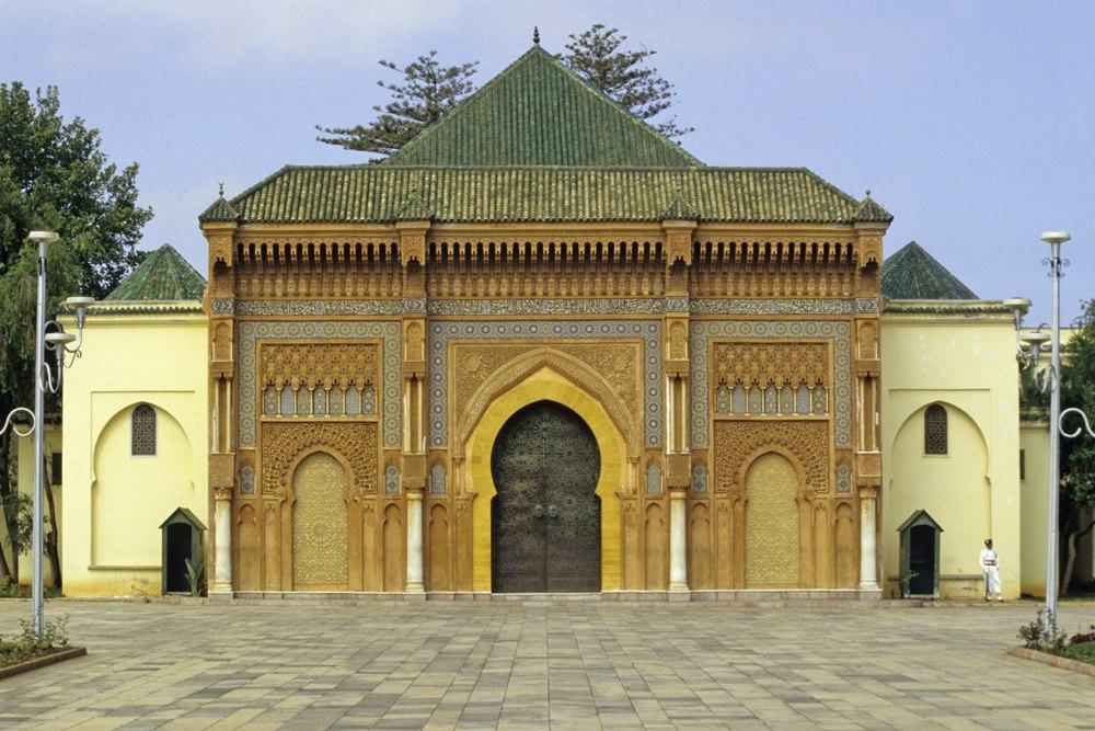 Koppla i marrakech
