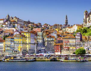 Gamla staden, Porto (UNESCO-världskulturarv)